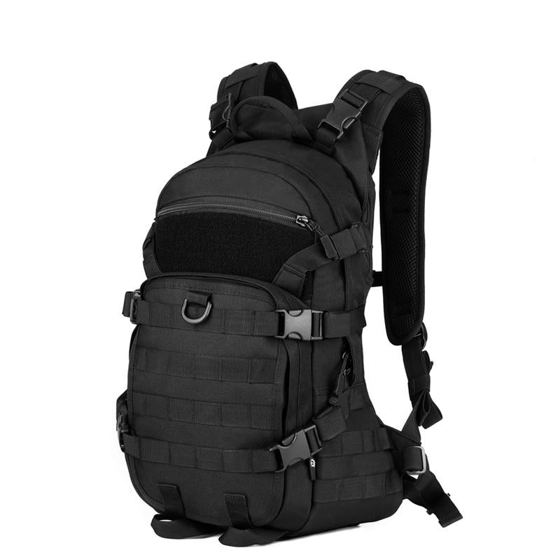 Military Tactical 25L MOLLE Expandable Backpack For Hiking Cycling Travel Trekking - 6 Camouflage Colors