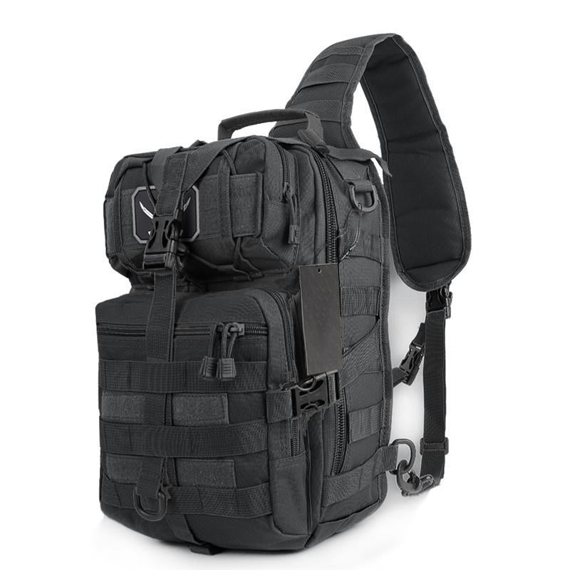 93cceecde3ba Military Tactical MOLLE Backpack Assault Pack Army Waterproof ...