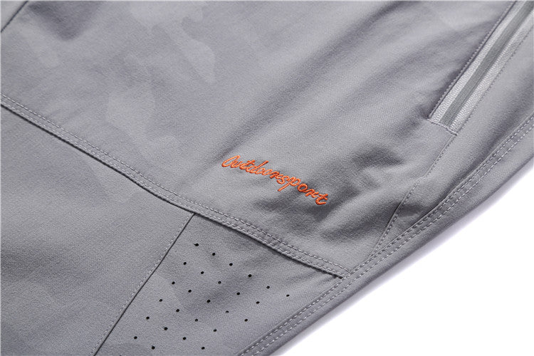Summer Sports Camouflage Tactical Pants Outdoor Camping Trekking Hiking Fishing Men Women Trousers For Traveling