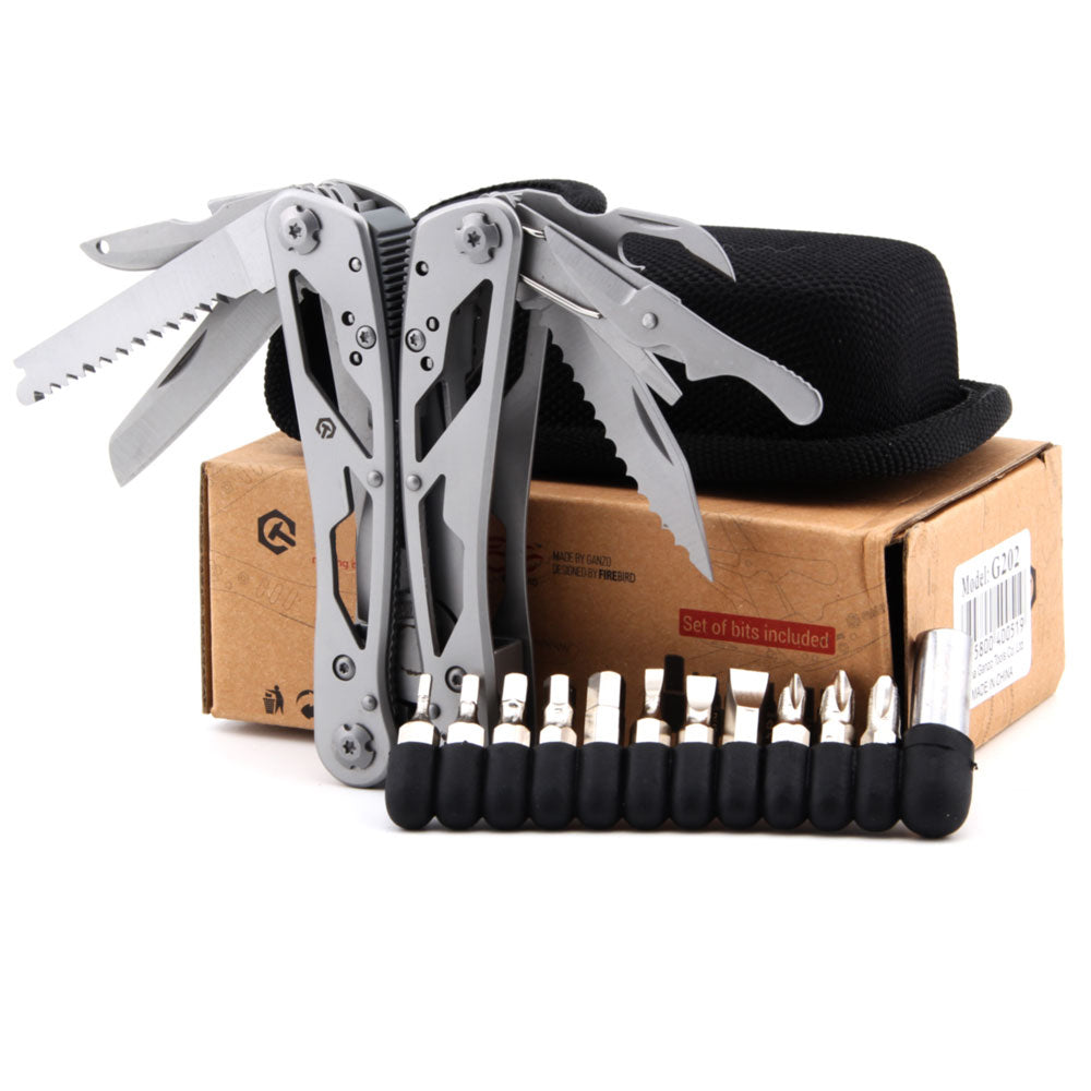 Tactical Military Multi-Tool Pliers Compact Lightweight Stylish Essential Handy EDC Pocket Tool For Tactical Ops Hiking Trekking Camping