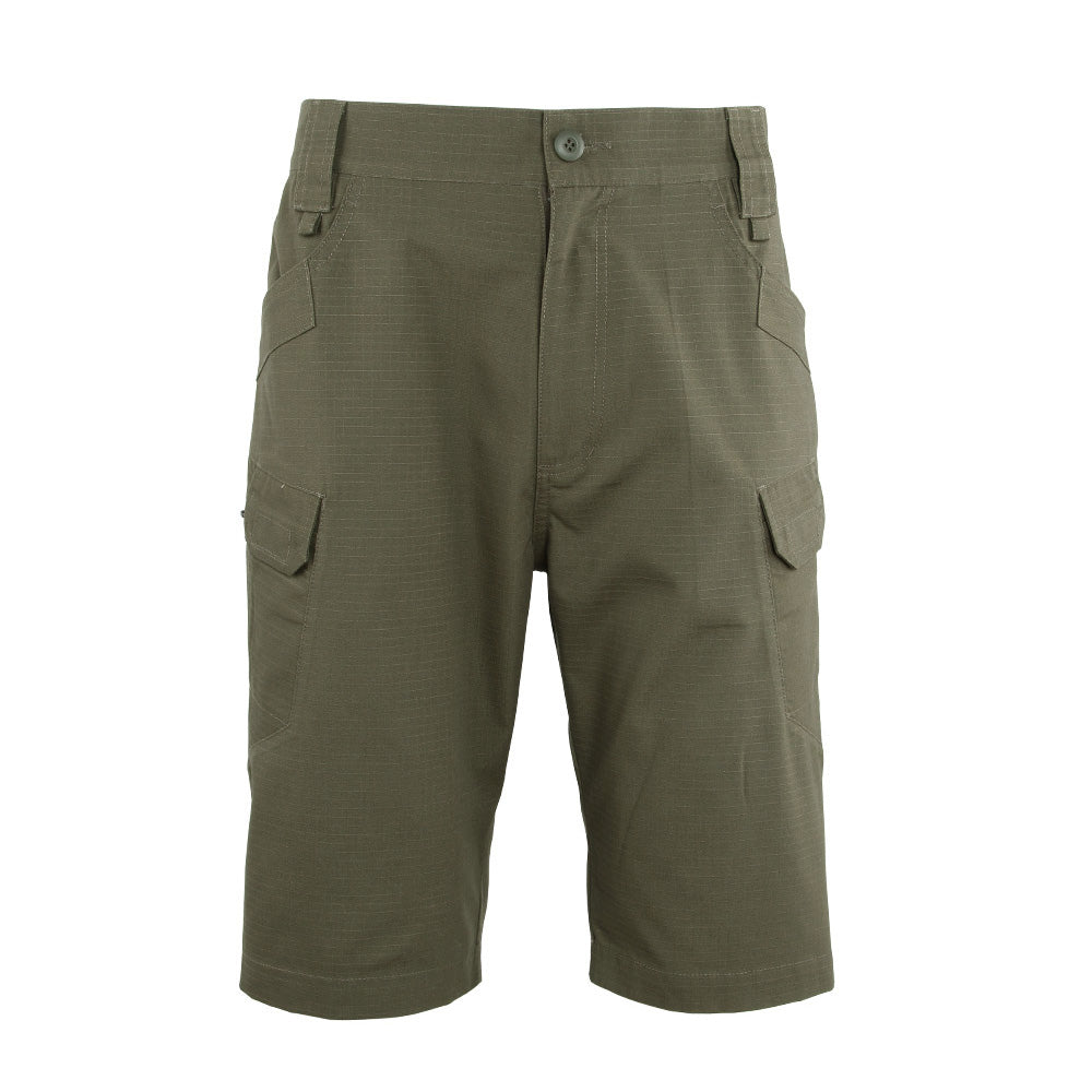 Tactical Military Style Cargo Shorts For Men Lightweight, Breathable - 5 Colors