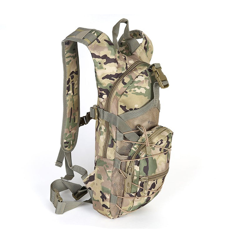 Tactical Sport Army Camouflage Backpack Military Fishing Hunting Camping Hiking Hydration-Ready Backpack - 7 Colors