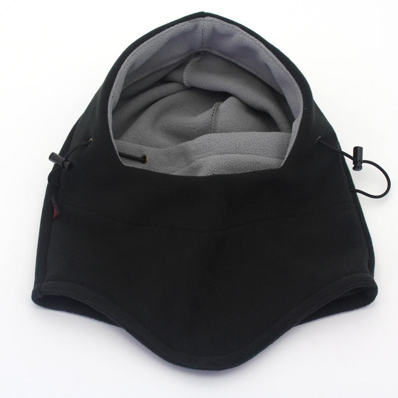 Warm Breathable Windproof Fleece Balaclava Face Mask Heavyweight Soft Fleece - Unisex, 6 Colors