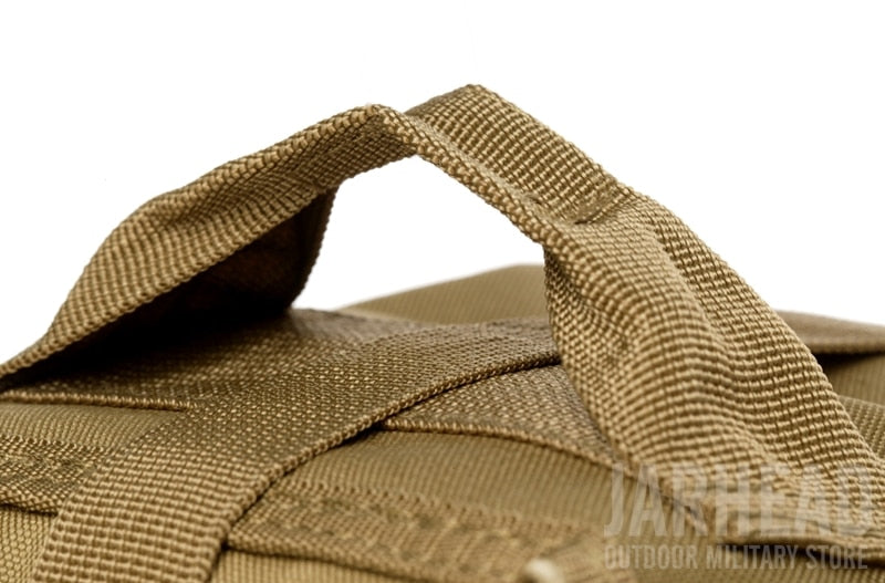JARHEAD C031 Molle Military Tactical Combat Nylon Canvas Shoulder Bag Pouch