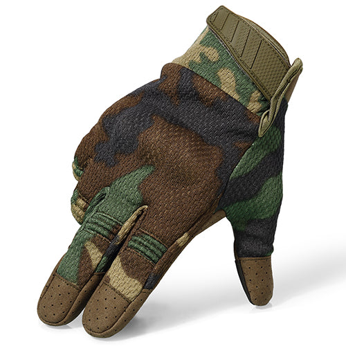 GUMAO A30 Military Tactical Combat Anti-Skid Full Finger Gloves