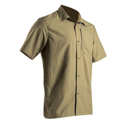 Men's Quick-Dry Short Sleeve Military Tactical Shirt - 3 Colors