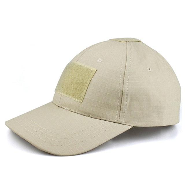 Tactical Baseball Cap Army Military Men's Hat With Adjustable Fitting Fashion Airsoft Baseball Caps For Men Women - 11 Colors