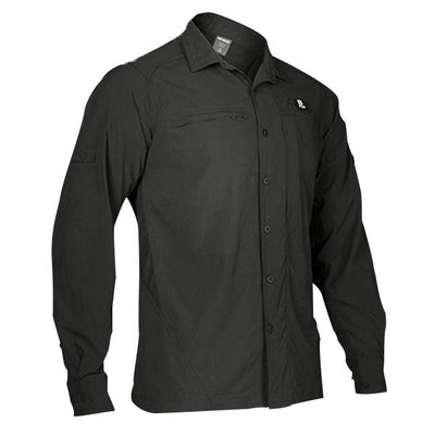 Men's Tactical Quick Dry Long Sleeve Commuter Shirt - 3 Colors