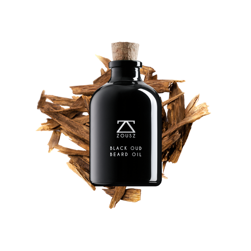 Black Oud Beard Oil 50mL - ZOUSZ