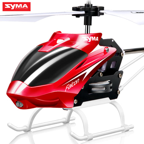 Syma 2 Channel Indoor Small Size RC Helicopter with Gyro