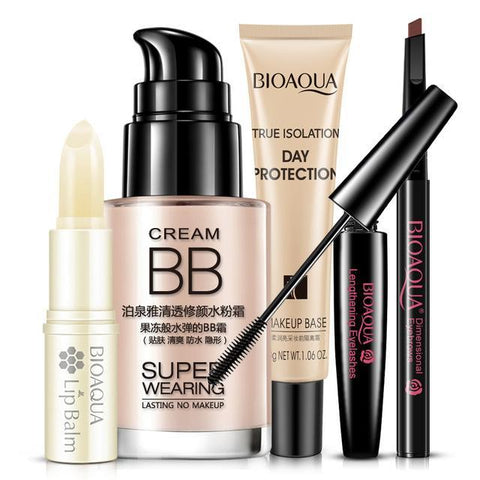 Bright Cosmetics Makeup Set