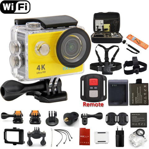 Action Camera HD 4K Waterproof