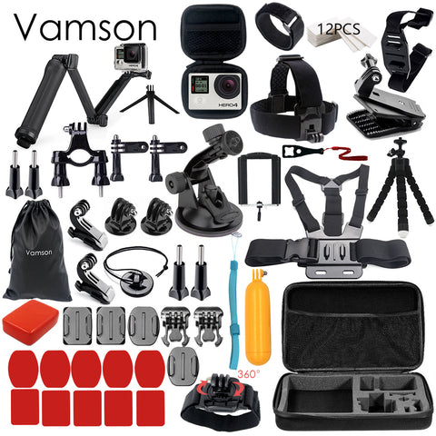 Go pro Accessories Set