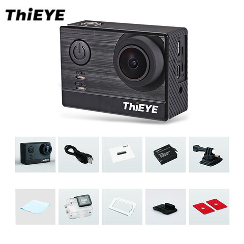 ThiEYE T5e WiFi 4K 30fps Action Camera 12MP 1080P HD