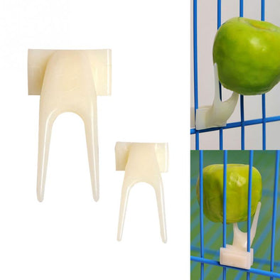 2pcs Fruit Fork Bird Feeder