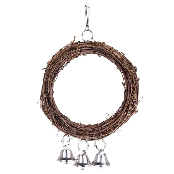 Wooden Swing Ring