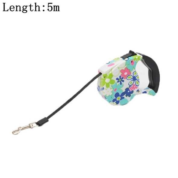 3M/5M Automatic Retractable Dog Leash
