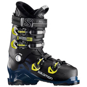 X ACCESS 80 WIDE BLACK PETROL BLUE ACID GREEN - CHAUSSURES DE SKI, LANCHES