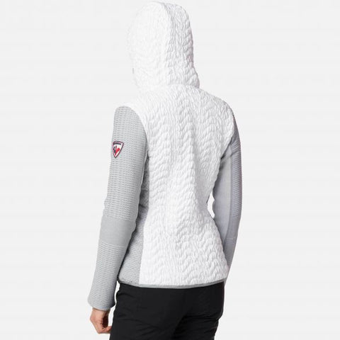 ROSSIGNOL W PALMARES LIGHT HOOD JACKET - VESTES, LANCHES