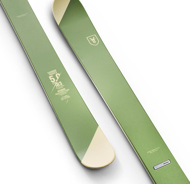 FACTION CANDIDE 5.0 EDITION LIMITE - SKIS, LANCHES