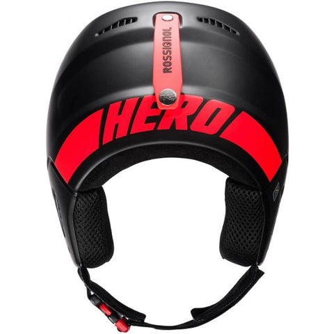 HERO 7 FIS IMPACTS BLACK - CASQUES, LANCHES