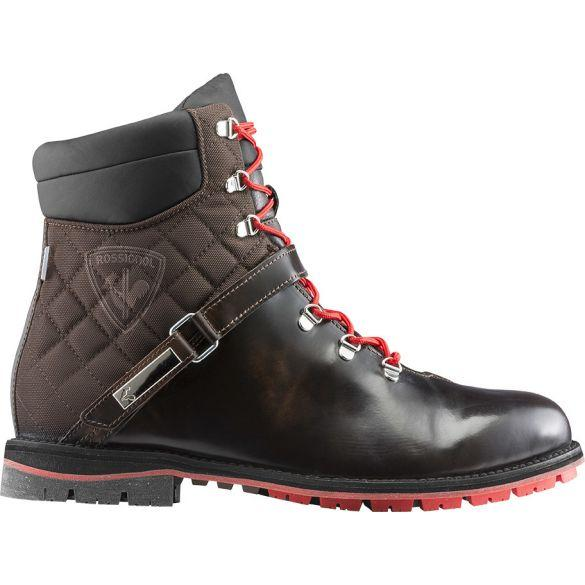 COURCHEVEL BROWN FEMME - CHAUSSURES, LANCHES