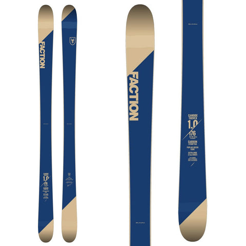 FACTION CANDIDE 1.0 - SKIS, LANCHES
