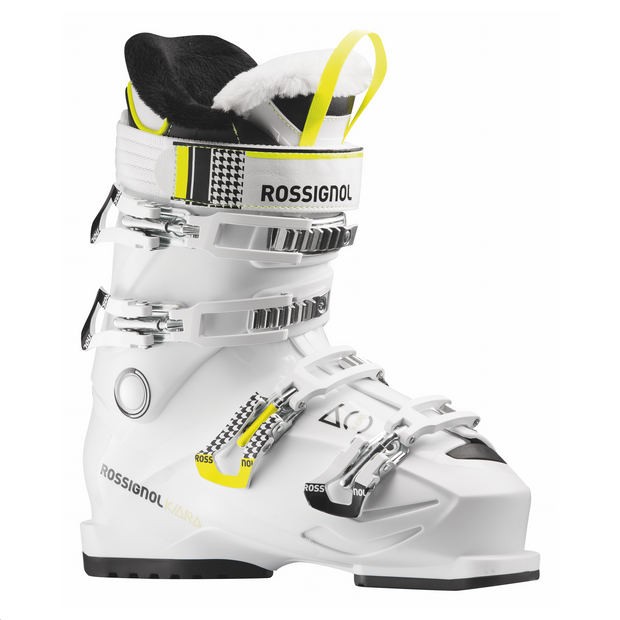 JUNIOR KIARA 60 - WHITE - CHAUSSURES DE SKI, LANCHES