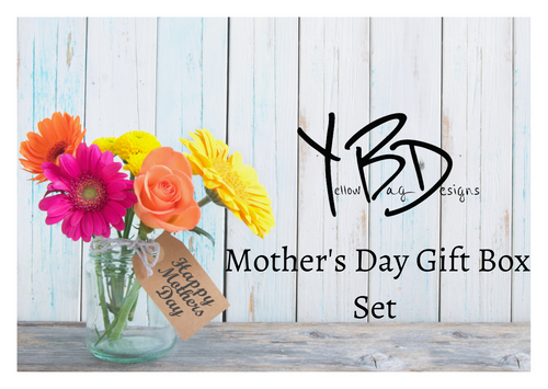 Mother's Day Gift Box (4 Piece Set)