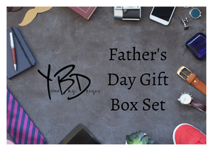 Father's Day Gift Box (4 Piece Set)