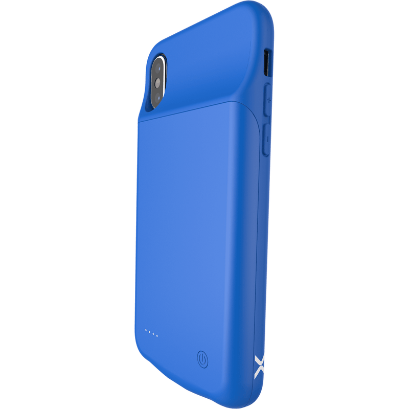 iPhone 6 Plus (Shipping Now!) / Blue Lux Mobile iPhone Battery Case iPhone 11 Pro Battery Case iPhone x Battery Case