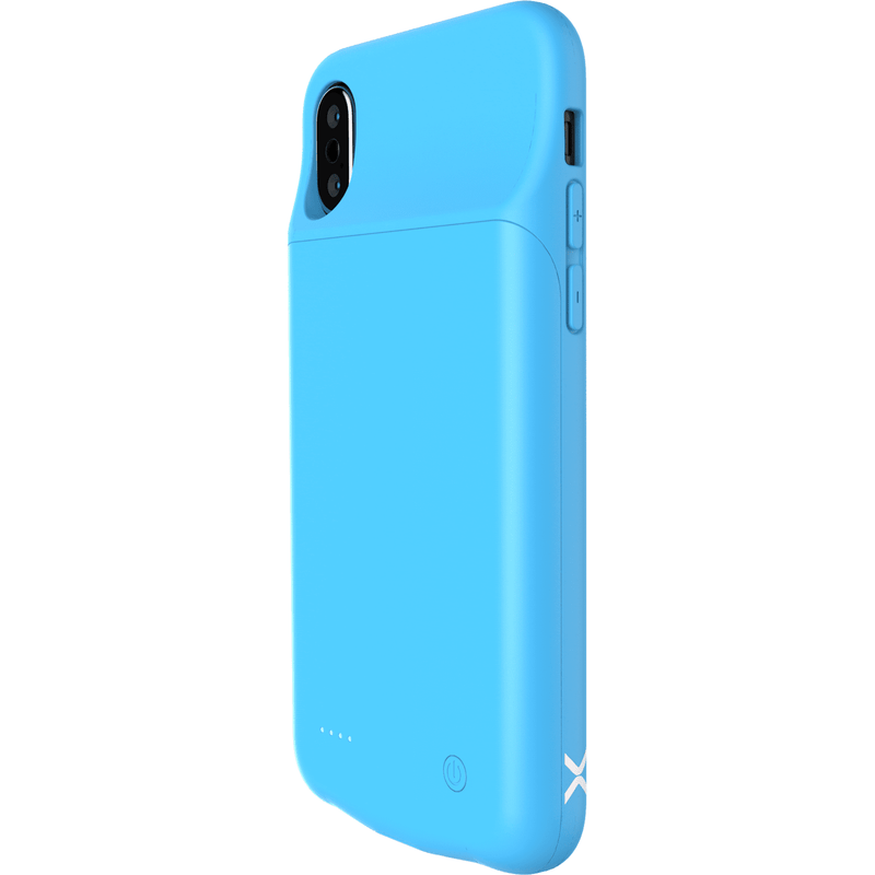 iPhone x/xs (Shipping Now!) / Light Blue Lux Mobile iPhone Battery Case iPhone 11 Pro Battery Case iPhone x Battery Case