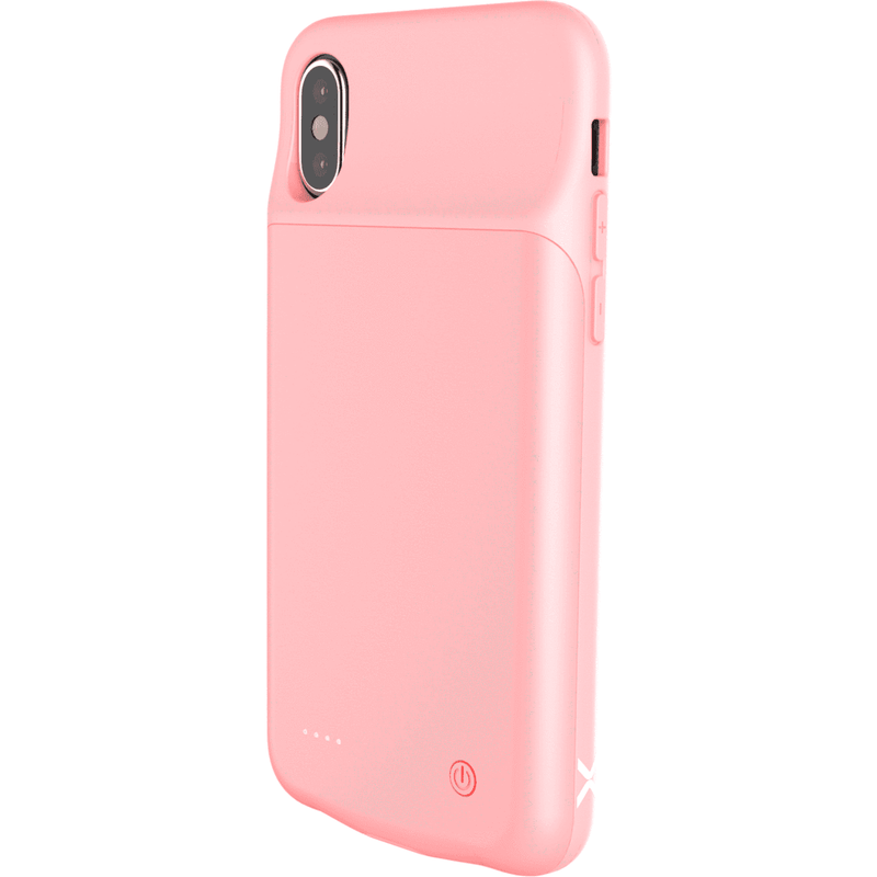 iPhone x/xs (Shipping Now!) / Rose Gold Lux Mobile iPhone Battery Case iPhone 11 Pro Battery Case iPhone x Battery Case