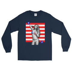 Stars & Stripes Long Sleeve T-Shirt