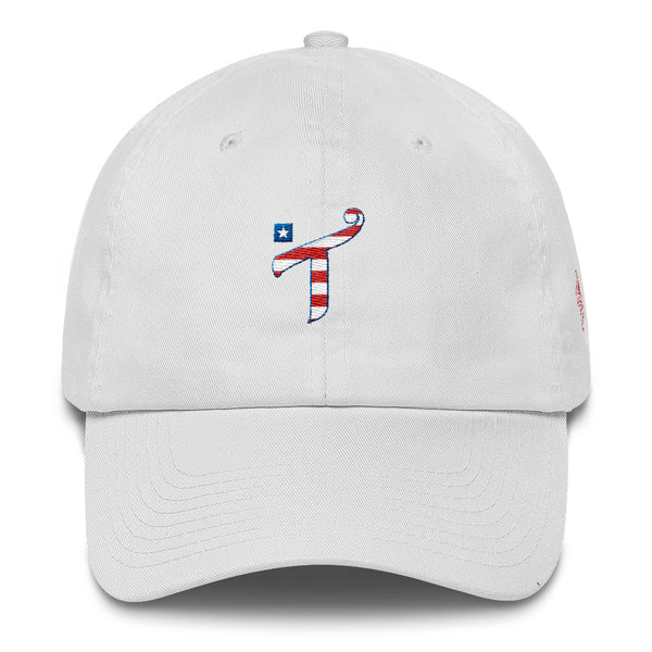Stars and Stripes Dad Hat