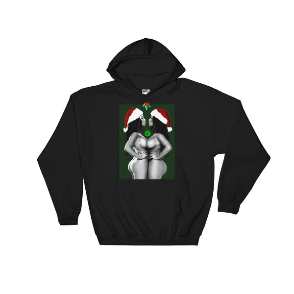 Kisses Hooded Sweatshirt