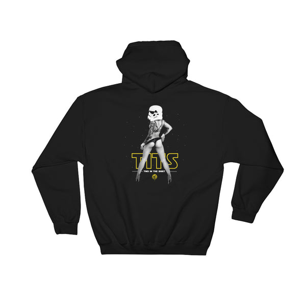 Tropper Hooded Sweatshirt
