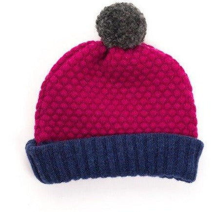 Catherine Tough Wool Bobble Hats