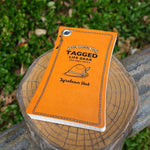 Tagged Waterproof Memo Pad | Tyrolean hat-L