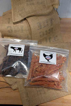 Jerky Value Pack - 2 lbs Chicken and 2 lbs Beef