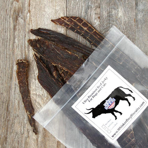 Beef Jerky 100% Made in the USA (Ships for Free!)