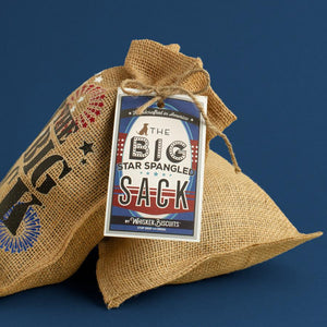 The BIG STAR SPANGLED SACK