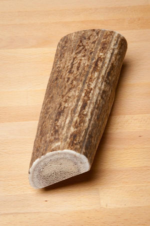 Lg Elk Antler Chew Approx 3/4 lb (medium to large dogs)
