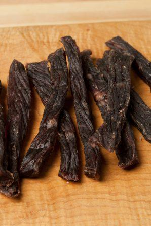 Beef Jerky 100% Made in the USA