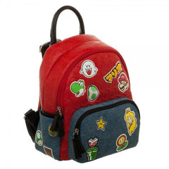 Super Mario Brothers Patches Jrs. Mini Handbag
