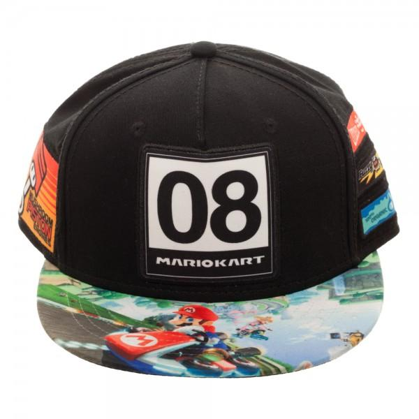 Nintendo Super Mario Kart Youth Omni Color Snapback