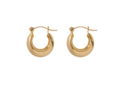 """Petite Hailey"" Earrings"
