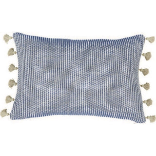 Ziggy Lumbar Pillow in Navy