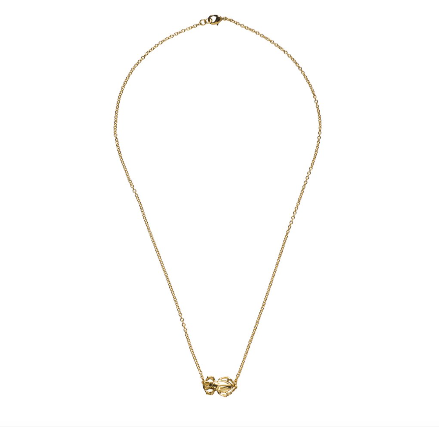Goldbug Single Necklace