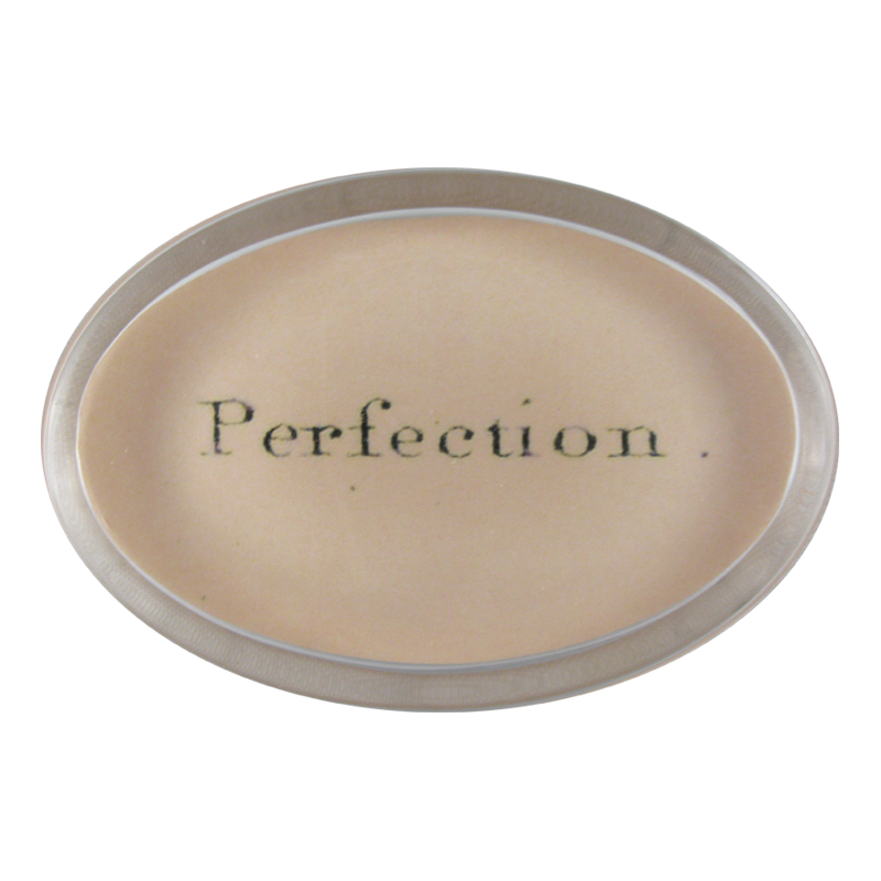 Perfectionist's Paperweight